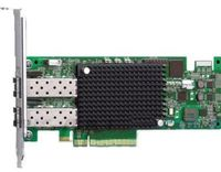 Контроллер DELL Controller HBA FC QLogic 2562 Dual Port, 8Gb Fibre Channel, 2xTranceiver LC connectors Full Height (analog 406-10695)