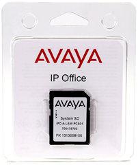Avaya IPO IP500 V2 SYS SD CARD AL Системная SD карта