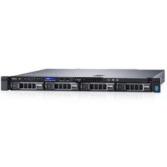 Сервер R230-AEXB-006 Dell PowerEdge R230 1U