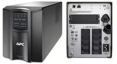 ИБП APC для серверов и сетевых устройств linе interactive SMT1000I
