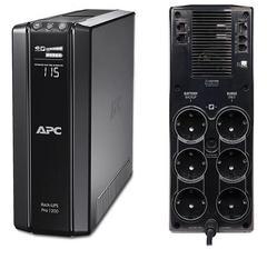 ИБП для ПК APC Back-UPS BR1200G-RS