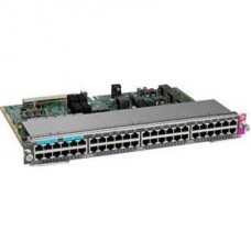 WS-X4748-12X48U+E= Маршрутизатор Catalyst 4500E 48-Port UPOE w/ 12p mGig and 36p 10/100/1000