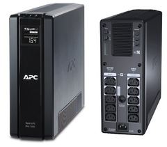 ИБП для ПК APC Back-UPS BR1500GI