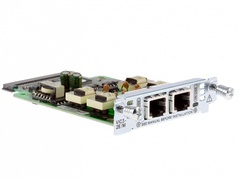 VIC3-2E/M= Модуль Two-port Voice Interface Card - E and M