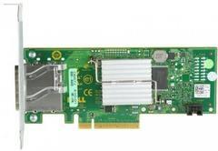 Контроллер DELL Controller HBA SAS 6Gbps, 2x4 External, Low Profile - Kit
