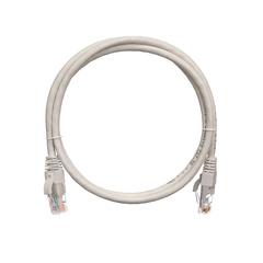 NMC-PC4UD55B-050-C-WT Коммутационный шнур NIKOMAX U/UTP 4 пары, Кат.5е