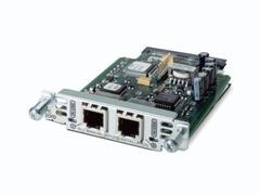 VIC3-2FXS/DID= Модуль Two-Port Voice Interface Card- FXS and DID