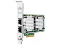 Опция 656596-B21 HPE Ethernet Adapter, 530T, 2x10Gb, PCIe(2.0),