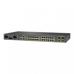 Коммутатор ME3400E Ethernet Access switches 24 10/100 + 2 Combo