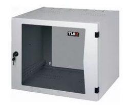 """TWS-126054-M-GY Настенный антивандальный шкаф 19"""", 12U, Ш600хВ634хГ545мм,"""