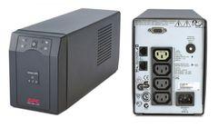 ИБП APC для серверов и сетевых устройств linе interactive SC420I