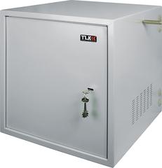 """TWS-096054-M-GY Настенный антивандальный шкаф 19"""", 9U, Ш600хВ501хГ545мм,"""