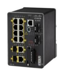 IE-2000-8TC-B Маршрутизатор IE 8 10/100,2 FE SFP+2 T/SFP FE, Base