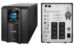 ИБП APC для серверов и сетевых устройств linе interactive SMC1000I