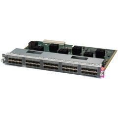 WS-X4640-CSFP-E Маршрутизатор Catalyst 4500 40 SFP/80 C-SFP ports 1000BaseX(SFPs Optional)