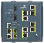 IE-3000-8TC Коммутатор Cisco IE 3000 Switch, 8 10/100 + 2 T/SFP