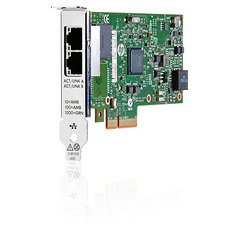 Опция 652497-B21 HPE Ethernet Adapter, 361T, Intel, 2x1Gb,
