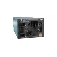 PWR-C45-6000ACV Блок питания Catalyst 4500 6000W AC dual input Power Supply (Data + PoE)