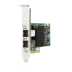 Опция 788995-B21 HPE Ethernet Adapter, 557SFP+, 2x10Gb, PCIe(3.0),