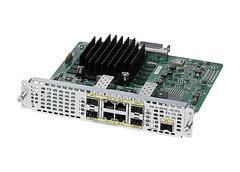 SM-X-4X1G-1X10G= Модуль SM-X module with 4-port dual-mode GE/SFP or 1-port 10G SFP+
