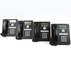 Цифровой телефон 1408 дисплей, динамик (упаковка 4 шт.) 1408 TELSET CM/IPO/IE UpN ICON 4 PACK