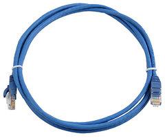 NMC-PC4UD55B-030-C-BL Коммутационный шнур NIKOMAX U/UTP 4 пары, Кат.5е