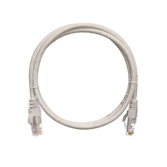 NMC-PC4UD55B-030-C-GY Коммутационный шнур NIKOMAX U/UTP 4 пары, Кат.5е