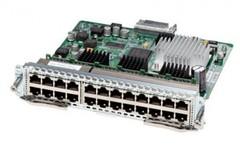 SM-X-ES3-24-P= Модуль SM-X EtherSwitch, L2/L3, SM, 24 GE, POE+