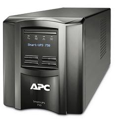 ИБП APC для серверов и сетевых устройств linе interactive SMT750I