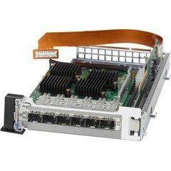 ASA-IC-6GE-CU-B= Модуль ASA 5525-X Interface Card 6-port 10/100/1000, RJ-45 (Spare)