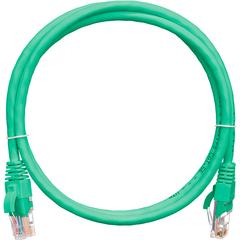 NMC-PC4UD55B-010-C-GN Коммутационный шнур NIKOMAX U/UTP 4 пары, Кат.5е