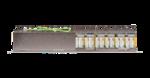 """NMC-RP24SA2-1U-MT Коммутационная панель NIKOMAX 19"""", 1U, 24 порта, Кат.6a (Класс Ea), 500МГц, RJ45/8P8C, 110/KRONE, T568B, полный экран"""