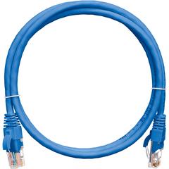 NMC-PC4UD55B-005-BL Коммутационный шнур NIKOMAX U/UTP 4 пары, Кат.5е
