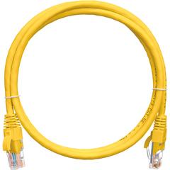 NMC-PC4UD55B-010-C-YL Коммутационный шнур NIKOMAX U/UTP 4 пары, Кат.5е