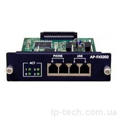 AddPac ADD- AP-FXO2S2 VoIP шлюз