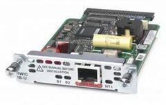 Модуль Cisco HWIC-1B-U=