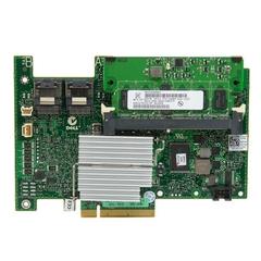 Контроллер DELL Controller PERC H730 RAID 0/1/5/6/10/50/60, 1GB NV Cache, 12Gb/s, Full Height - Kit For R230/R330/T330/T430/T630 (analog 405-AADX, 405-AADT)