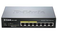 Коммутатор PoE D-link DGS-1008P