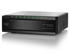 Коммутатор PoE Cisco SB SLM2008PT-EU