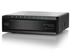 Коммутатор Cisco SB SLM2008T