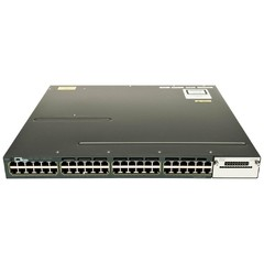 WS-C3560X-48PF-S Коммутатор Catalyst 3560X 48 Port Full PoE IP Base