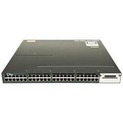 WS-C3560X-48PF-S Коммутатор Catalyst 3560X 48 Port Full PoE IP Base
