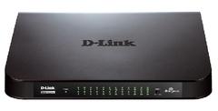 Коммутатор неуправляемый D-link DGS-1024A