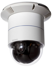 Видеокамера сетевая D-link DCS-6616