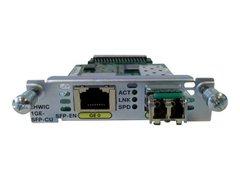 Модуль Cisco EHWIC-1GE-SFP-CU=