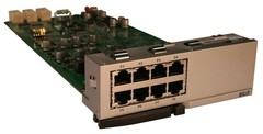 Плата 8-аналоговых внутренних линий, Samsung 8SLI3 (OS7400B8S3/EUS)