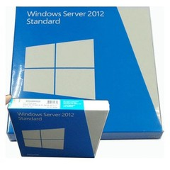 Опция 748922-421 HPE Windows Server 2012 R2 Datacenter