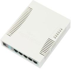 Коммутатор Mikrotik RouterBOARD 260GS