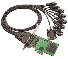 Плата MOXA CP-168EL-A w/o Cable