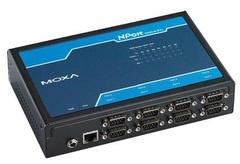 Сервер MOXA NPort 5610-8-DTL-T